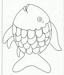 the rainbow fish coloring sheets rainbow fish coloring page template pages on color by number rainbow