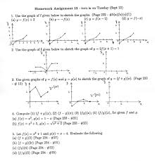 math precalculus  2 4 homework assignment 12