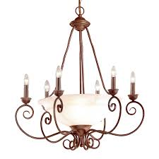 classic lighting portofino 28 in 9 light bronze mediterranean alabaster glass candle chandelier