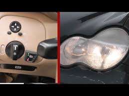 Your pride and joy, your means of getting around and probably one of the most expensive things you own, it can be alarming when things go wrong with your. Mercedes W203 How To Disable The Automatic Inclusion Of Headlights In The Daytime Daylight Youtube