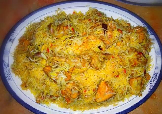 Chicken Punjabi Biryani
