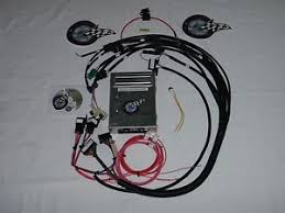 tbi wiring harness w ecm fuel injection wire harness sbc bbc tbi 75 Chevy Nova Wiring Harness New image is loading tbi wiring harness w ecm fuel injection wire
