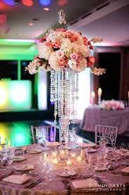 fl chandelier wedding decor best elegant centerpieces images on marriage