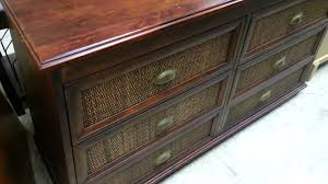 Furniture Glamorous Pier One Dresser Design For Your Bedroom Ideas Dressers  Gallery Mirrored Cheap Vanity Wicker