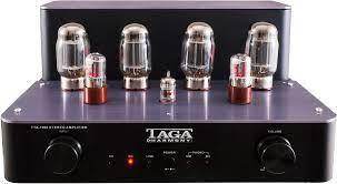 Ampli à tubes, lampes KT88, EL34, 300B, 845 amplification