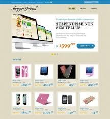 Ecommerce Website Templates Best Free Ecommerce Website Templates Downloads Ecommerce Website