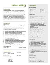 15+ Chef Resume Templates - Free Psd, Pdf, Samples