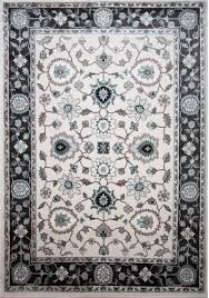 home dynamix area rugs oxford 6530 57 cream gray