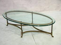 oval coffee table glass top oval glass table top replacement designs antique oval coffee table with removable glass top