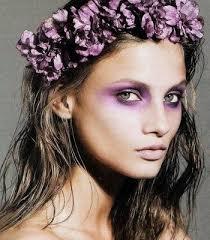 fairytale makeup purple eye makeup fairy makeup inspiration canvas