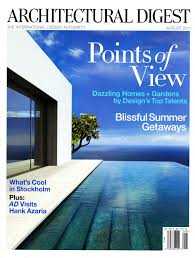 Image Result For Architectural Digest August Magazine