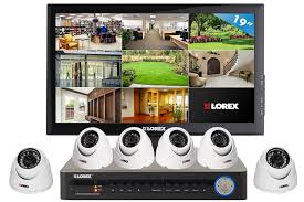 Home security camera system with night vision cameras   For the