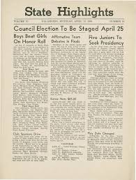 State Highlights 4/12/1944