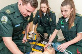 paramedic science foundation degree paramedicine kingston and st georges