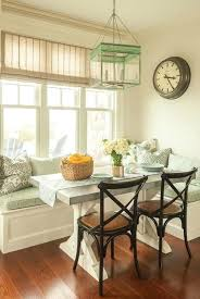 kitchen nook table and bench light green themed breakfast nook diy kitchen nook bench seating kitchen nook table