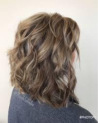 Lob Long Bob Beach Waves Bronde