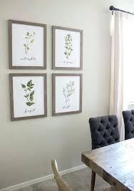 farmhouse kitchen wall art lovable dining room wall art with best dining room art ideas on
