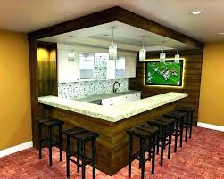 Basement Bars Designs Awesome Basement Bars Designs Gsskincareco