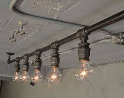 industrial track lighting. Industrial Track Lighting By RecycledSavvy On Etsy A
