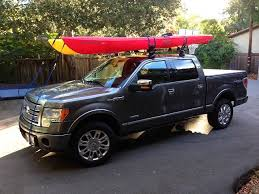 Looking for a Kayak rack for the truck - Ford F150 Forum ... | kayak ...