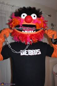 animal muppet costume. Contemporary Muppet Animal From Muppets Homemade Costume With Muppet R