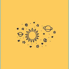 Yellow Wallpaper Aesthetic ...