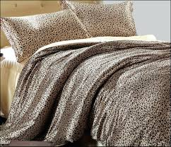 duvet covers 33 ingenious full size leopard print bedding animal black and white pink curtains homey