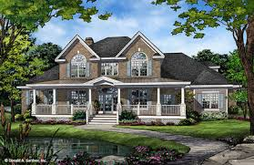 Beautiful Brick Home Plans & Stone House Plans | Don Gardner