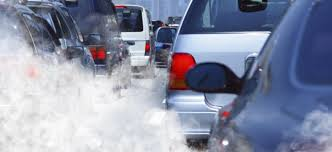 car emissions and global warming union of concerned scientists vehicles in traffic producing air pollution