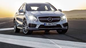High-powered hatch: 2015 Mercedes-Benz GLA45 AMG 4Matic review ...