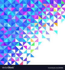 color background. Modren Background Abstract Geometric Color Background Vector Image To C