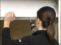 garage door bottom weather strippingHow to install weatherstrippingAluminum Vinyl Garage Door Bottom