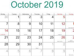 Printable Calendar 2019 Blank Calendar 2019 Printable