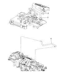 2007 chrysler town country crankcase ventilation diagram i2155403