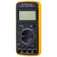 «<b>Мультиметр DT9205A</b>» — Электроизмерительные ...