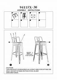 chair charming standard stool dimensions 10