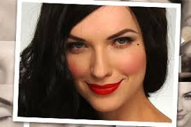 gregory arlt director of makeup artistry for mac cosmetics shows you step by step how to recreate dita von teese s signature makeup