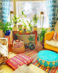 bohemian decorating ideas and designs