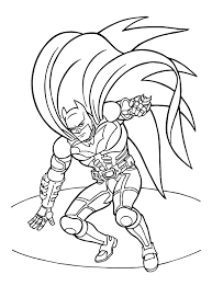 20 Batman Coloring Pages Collections Free Coloring Pages