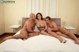 Scoreland Sensual Jane Triple Play Porn Picture Sex Images XXX.