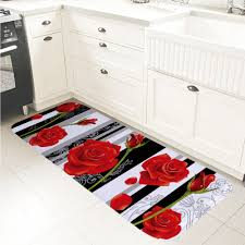 ... Tapete Rugs Carpets for Kitchen Bedroom Bathroom Hallway Size: 61cm x  183cm. Weight: 620g. Color: As the picture. Use: Yoga, Exercise, Floor,  Door, ...