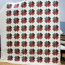 Card Trick Quilt Pattern Extraordinary Carol's Card Trick Quilt