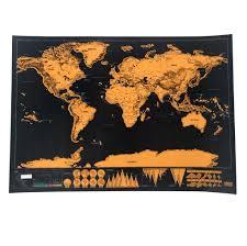 globetrotter scratch off world map – crimsonviolet