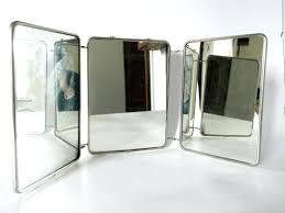 Three Way Vanity Mirror 3 Way Mirror Shopwizme