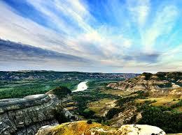 theodore roosevelt national park photo essay riverbend overlook