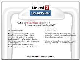 management vs leadership linked leadership linked2leadership com ® 3
