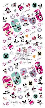 Vodolepky Mickey Mouse 244