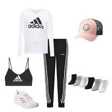 Womens Adidas Essentials 3 Stripe Midrise Pants