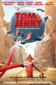 Tom and Jerry 2021 Hindi Dubbed ORG BluRay Full Movie 720p 480p Full Hd Movie  Download