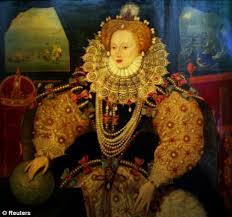 Could the virgin queen be a part of the biggest deception in british history? Elizabeth I Virgin Queen She Was A Right Royal Minx Daily Mail Online